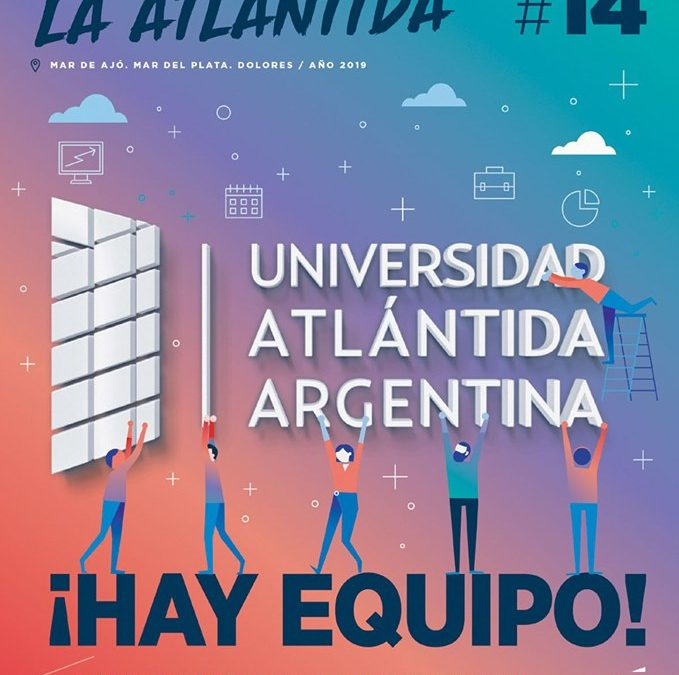 • Ya está disponible la edición N° 14 de Noticias de la Atlántida!